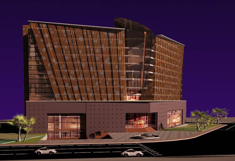 Espace Bourbon Tây Ninh: Tổ hợp trung tâm thương mại, văn phòng và khách sạn
