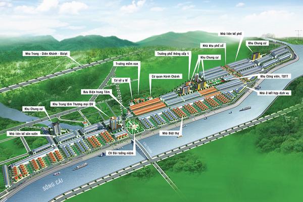 Khu đô thị Nam Sông Cái