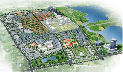 Khu đô thị mới Đông Bắc tại thành phố Phan Rang