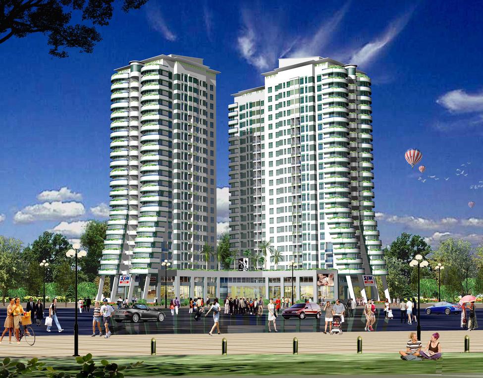 Green%20Building Tổng quan và quy mô Green Building: Môi trường sống xanh