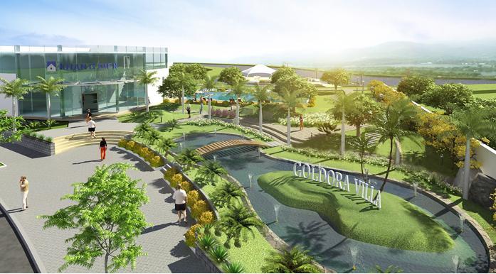 Goldora Villa: Xứng danh biệt thự nghỉ dưỡng