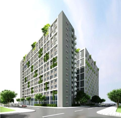 Tổng quan và quy mô Carillon Apartment: Thanh âm hạnh phúc