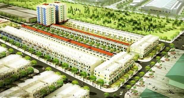 Elegance%20town Tongthe Tổng quan và quy mô khu phố thương mại Elegance Town