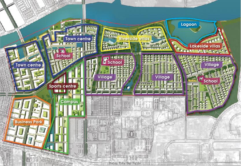 FPT City Đà Nẵng: Khu đô thị sinh thái kiểu mẫu