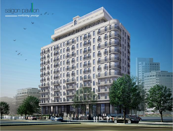Image result for Saigon Pavillon