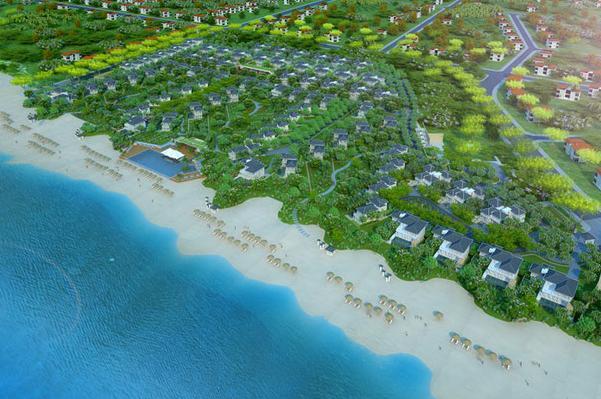 Tổng quan và quy mô The Sun Villas: Tuyệt tác ven biển Đà nẵng