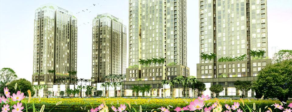 Tropic Garden: Căn hộ nghỉ dưỡng giữa lòng Thành phố