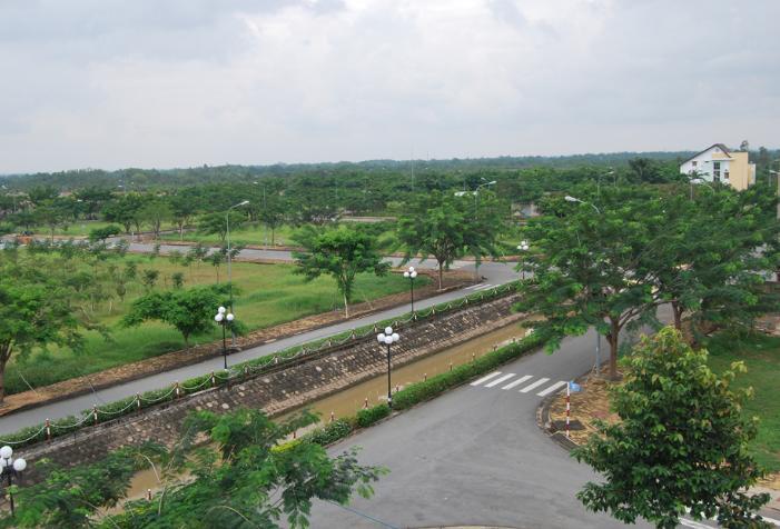 Trường Thạnh 1: Khu dân cư sinh thái