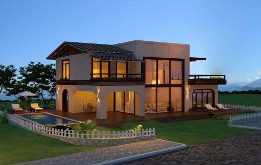 Casa Lavanda: Biệt thự biển cao cấp
