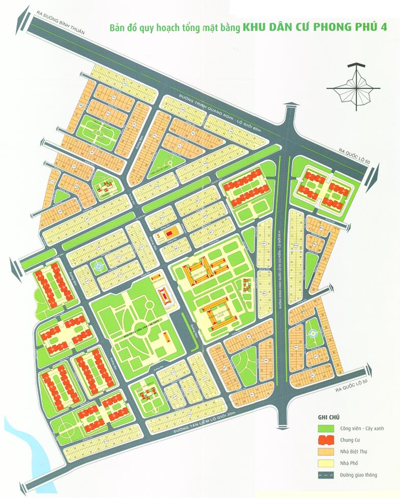 Khu dân cư Phong Phú 4