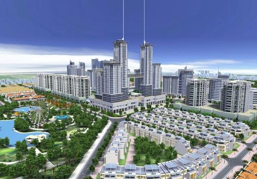 Khu đô thị mới Văn Phú - Hà Đông