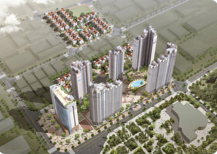 star%201 Tổng quan và quy mô Hyundai Hill State (StarClass Hà Nội): Biệt thự mang phong cách xứ sở Kim Chi