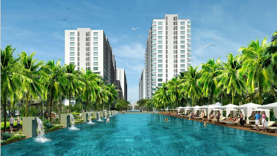 4S2 Riverside Linh Đông: Căn hộ với tiện ích Resort