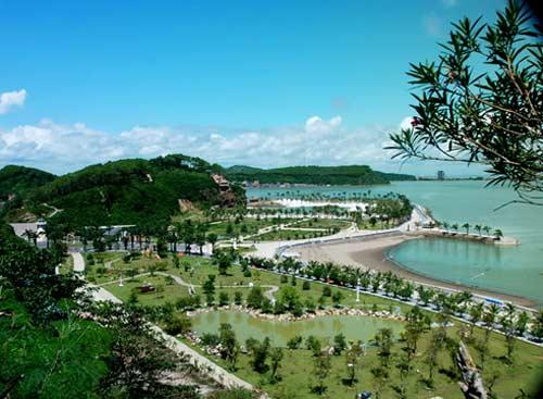 94764HonDauResort4 Tổng quan và quy mô Hòn Dấu Resort: Thiên đường du lịch