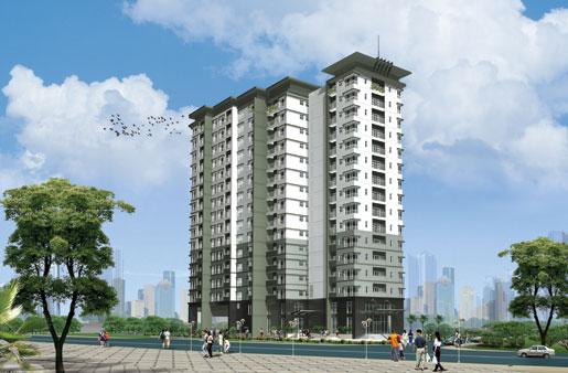 khu căn hộ cao cấp Blue Sapphire Bình Phú
