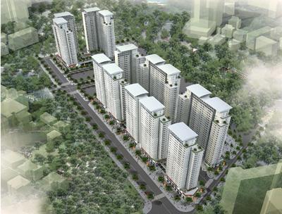 Tổ hợp căn hộ cao cấp Lê Văn Lương Residentials