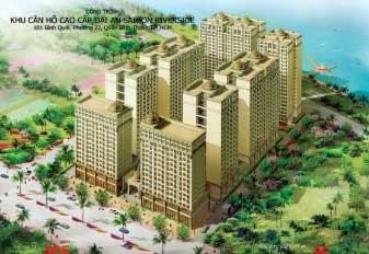 Đại An - Saigon Riverside: Khu căn hộ cao cấp với không khí trong lành