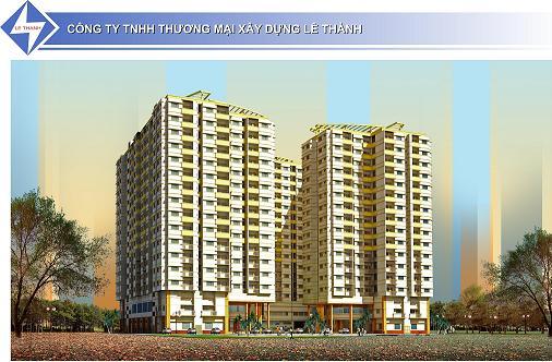 Tổng quan và quy mô khu chung cư Lê Thành: Chốn an cư
