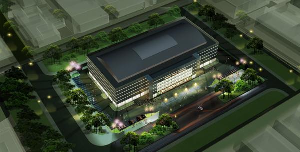 Trung tâm thương mại Melinh Plaza Hà Đông
