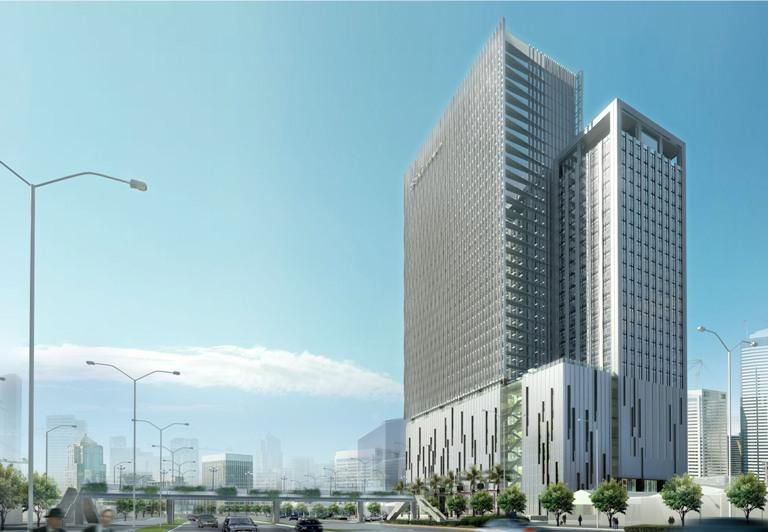 SSG Tower: Khu phức hợp văn phòng - căn hộ nổi bật trên bán đảo Thanh Đa