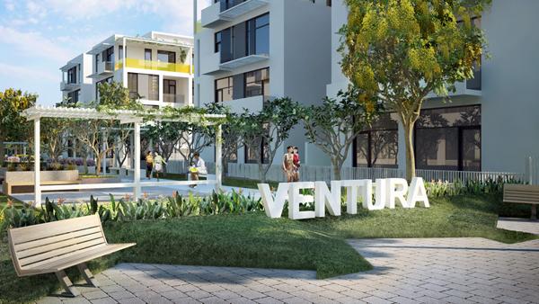 Ventura: Nhà phố cho hộ kinh doanh