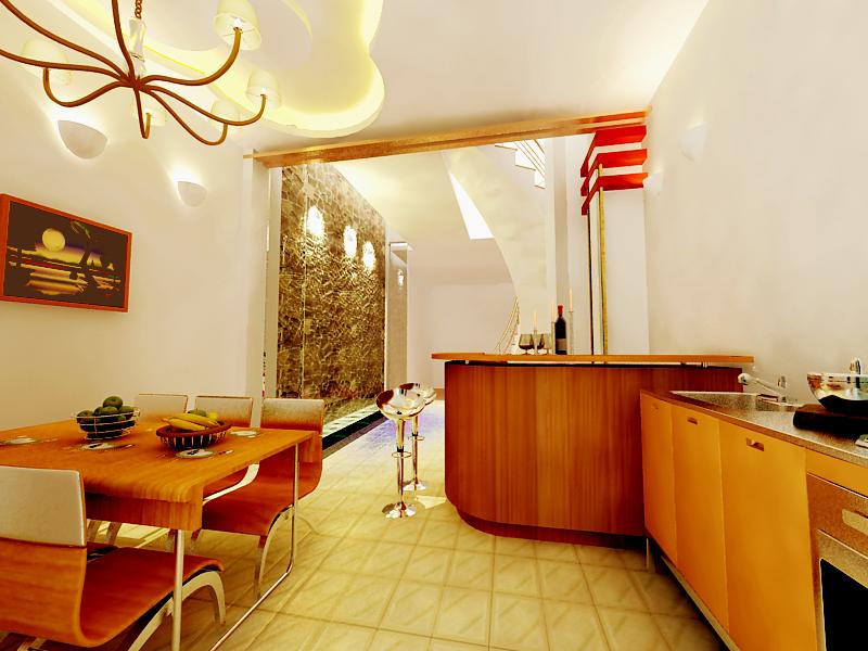 bep1 Tổng quan và quy mô Hòn Dấu Resort: Thiên đường du lịch