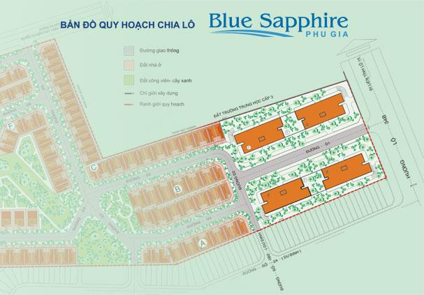 Blue Sapphire Phú Xuân