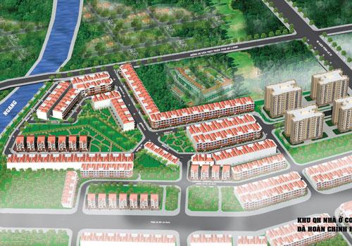 phugia Tổng quan và quy mô khu Đô Thị Mới Phú Gia