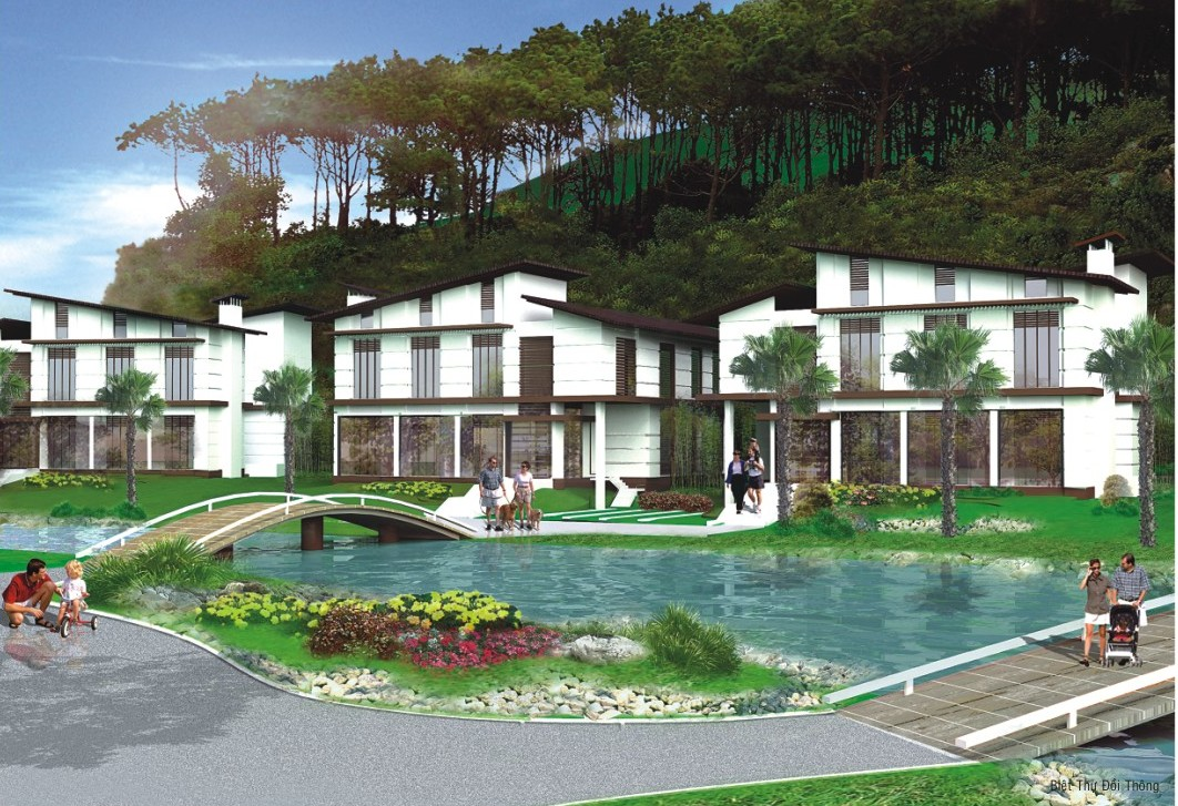 villadoithong 2 Tổng quan và quy mô Hòn Dấu Resort: Thiên đường du lịch