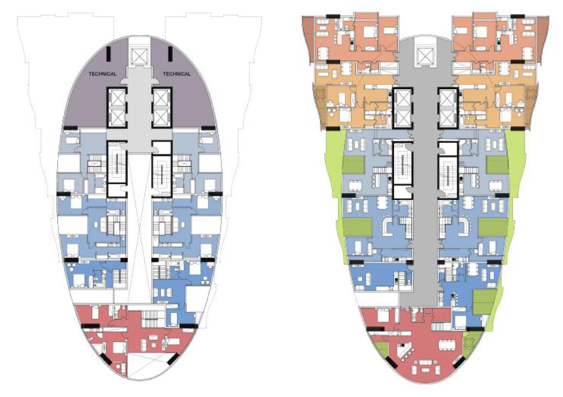 vung%20tau%204 Tổng quan và quy mô Blue Sapphire Towers   Căn hộ cao cấp tại Vũng Tàu