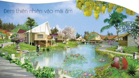 Biethu Caselle Tổng quan và quy mô Casalle Hill: Biệt thự nghỉ dưỡng trong lòng resort Sài Gòn  Hàm Tân
