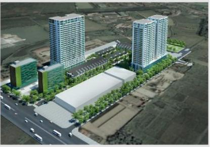 Tổng quan và quy mô Dream Town: Vóc dáng đô thị hiện đại