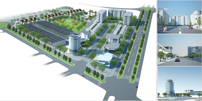 LongHoiCity Phoicanh Tổng quan và quy mô Long Hội City: Khu đô thị với thế  Quần long hội tụ