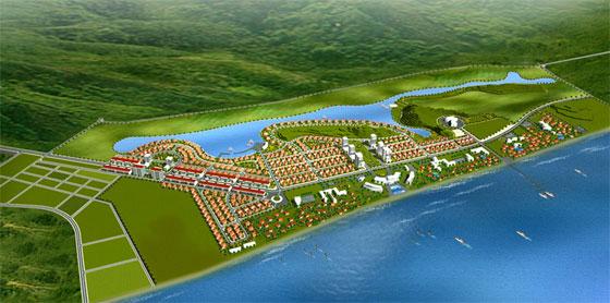 Resort Sangon Hamtan  Tổng quan và quy mô Casalle Hill: Biệt thự nghỉ dưỡng trong lòng resort Sài Gòn  Hàm Tân