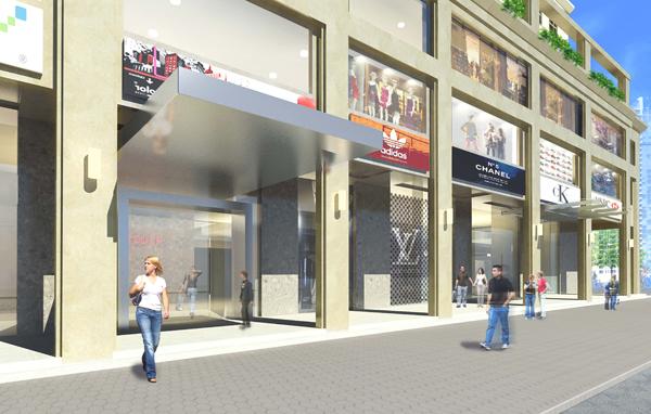 Royal%20Tower%20 tientich Tổng quan và quy mô Royal Tower: Cao ốc văn phòng hạng A ở khu đô thị Phú Mỹ Hưng
