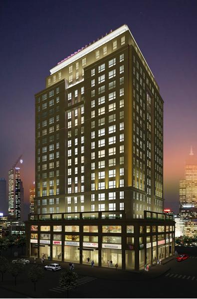Royal%20Tower%20 tongthe Tổng quan và quy mô Royal Tower: Cao ốc văn phòng hạng A ở khu đô thị Phú Mỹ Hưng