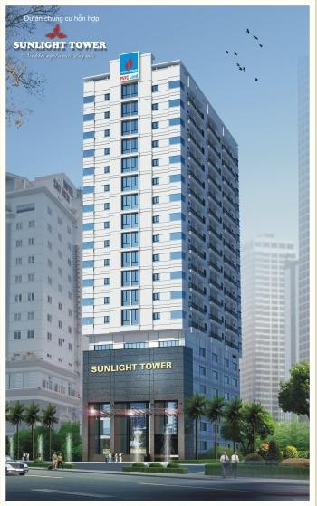 Tổng quan và quy mô Sunlight Tower: Căn hộ cao cấp nơi Thành phố Cảng