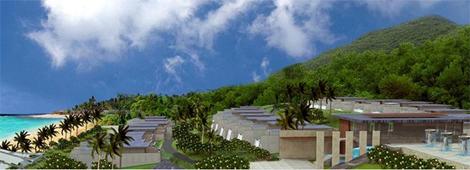 Billion Island: Biệt thự nghỉ dưỡng tại thành phố Cam Ranh