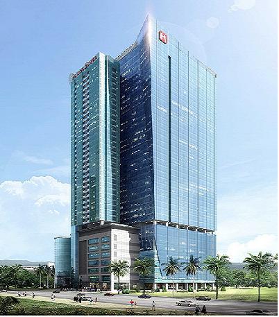 Tổng quan và quy mô khu tổ hợp văn phòng, trung tâm thương mại, căn hộ cao cấp Habico Tower