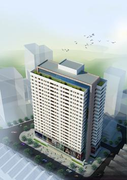 Khu nha o TIG%20 Handic chungcu Tổng quan và quy mô khu nhà ở TIG   Handic: Căn hộ, nhà liên kế trung tâm Thủ đô