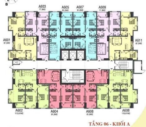 TANVIET03 Tổng quan và quy mô Tân Việt Tower: Căn hộ cao cấp tại Hoài Đức