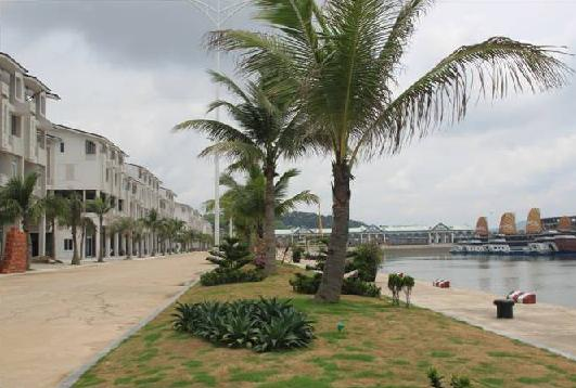 Khu đô thị Cảng Ngọc Châu: Tiểu khu 22 của đảo Tuần châu