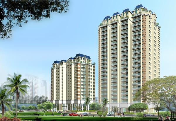 VRG River View: Vị trí vàng cho căn hộ
