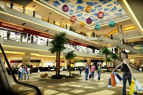 Trung tâm thương mại Savico MegaMall