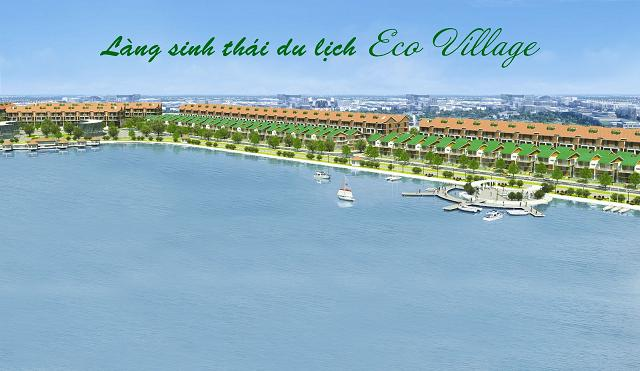 Eco%20Village%20 tongthe Tổng quan và quy mô khu làng sinh thái du lịch Eco Village: Nơi thiên nhiên hòa quyện