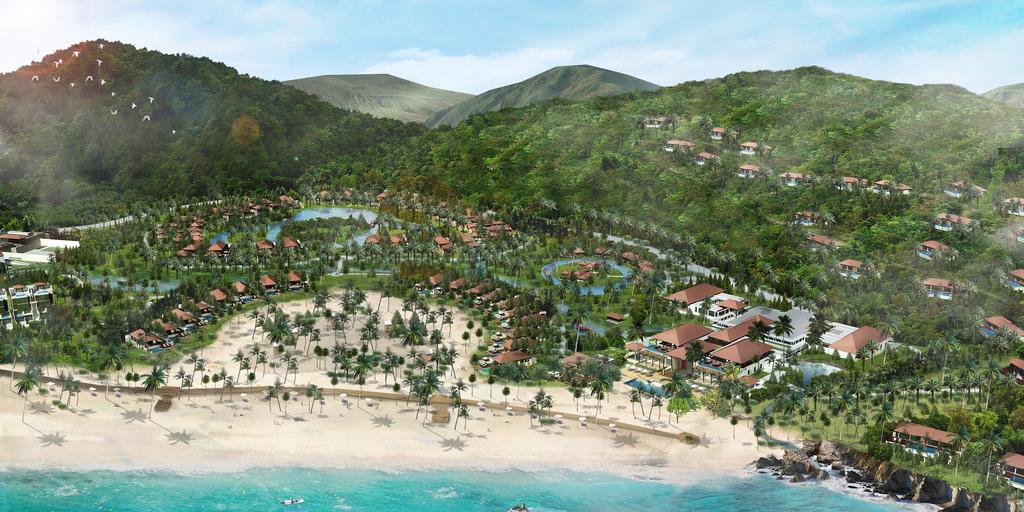 Khu du lich Laguna Hue tongthe Tổng quan và quy mô khu du lịch sinh thái Laguna Huế
