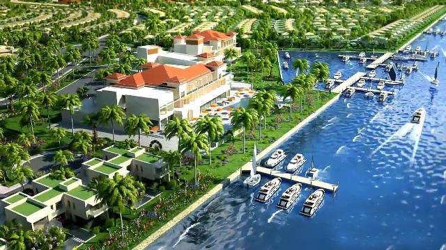 Khu đô thị Vịnh Mân Quang: Khu nghỉ dưỡng trên biển Đà Nẵng