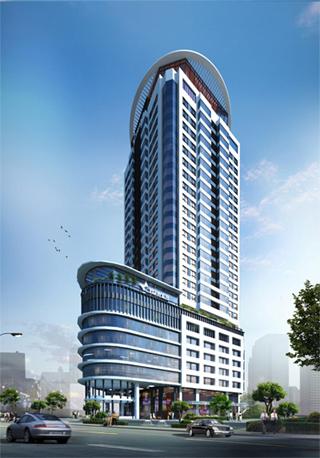 Star Tower tongthe Tổng quan và quy mô Star Tower: Khu căn hộ, văn phòng trong đô thị mới Cầu Giấy