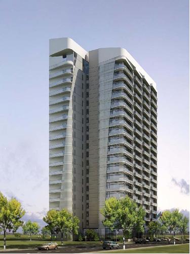 ThanhDa Pearl Tổng quan và quy mô cao ốc căn hộ cao cấp Thanh Đa Pearl