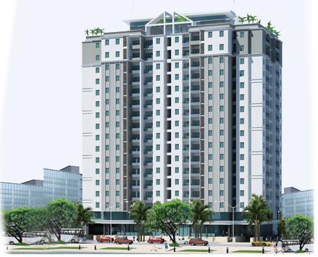 Tổng quan và quy mô Orient Apartment: Căn hộ cao cấp bên Bến Vân Đồn